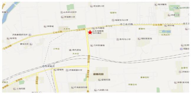 org     附件1:     乘车线路:   济南飞机场: 路线一:步行至胡家站